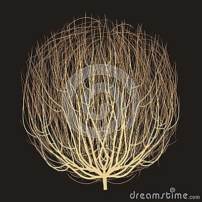 Free Tumbleweed Drawing Vector Royalty Free Stock Photos - 59495238