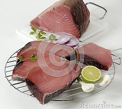 Free Tuna Royalty Free Stock Photo - 2279845