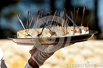 Tuna cuisine