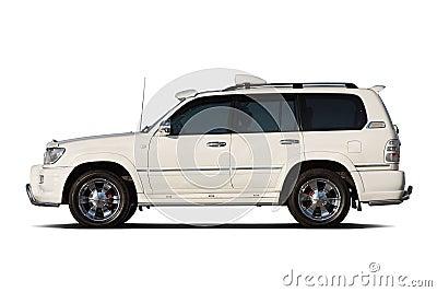Tuned SUV