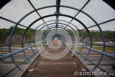 Tunel Stock Photo