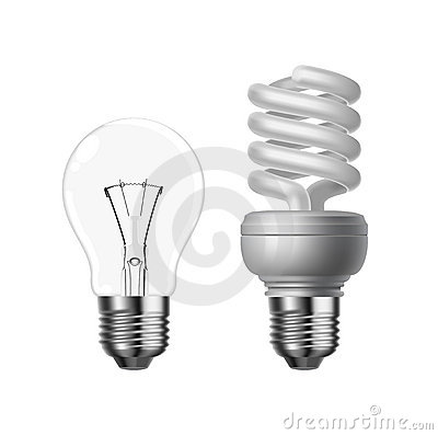 Tungsten and energy saving