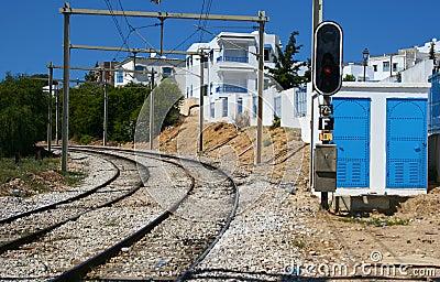 Tunis railway
