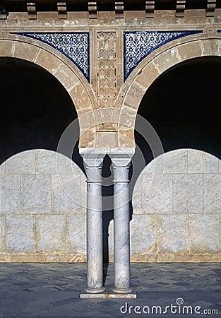 Free Tunisia Column Stock Photography - 213592