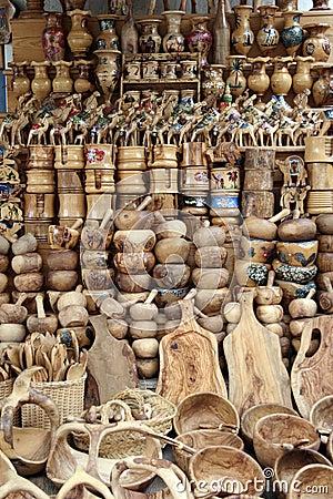 Tunisia souvenirs
