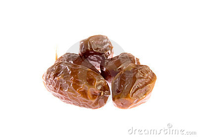 Tunisian date palm fruits