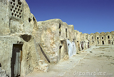 Tunisian storehouses
