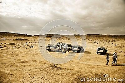 Tunisian trip Editorial Stock Image