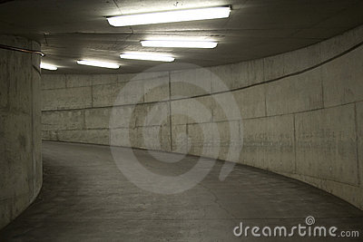 Tunnel Lights (Parking Garage)