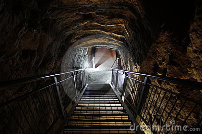 The Tunnel of Megiddo, the revelations last battle