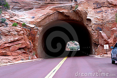 Tunnel to New Adventures