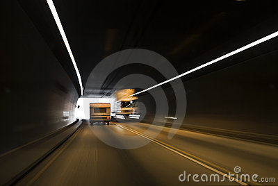 Tunnel Traffic, With End of the Tunnel Visible