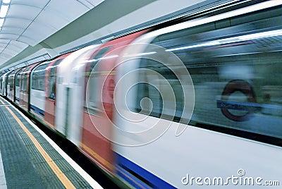 Tunnelbana för 3 london