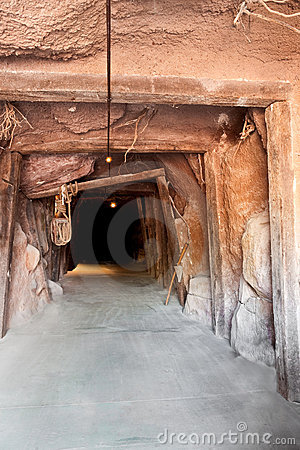 Tunnelgrube