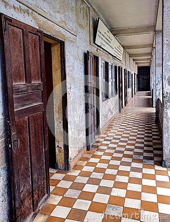 Free Tuol Sleng Genocide Museum Stock Image - 66467251