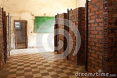 Tuol Sleng prison Phnom Penh