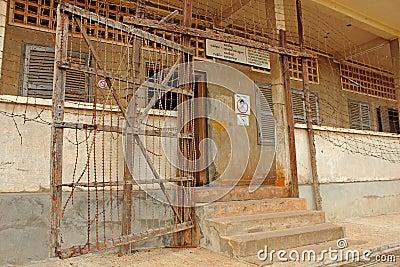 Tuol Sleng Prison, Phnom Penh