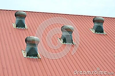 Turbine ventilation system