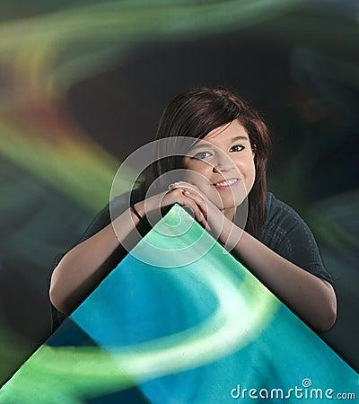 Turbinio teenager