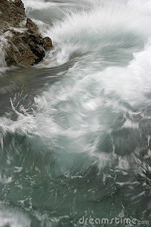 Turbulente Wellen
