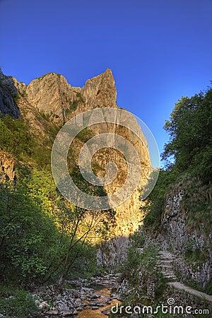 Turda s canyon