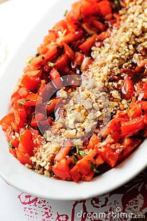 Turecka sałatka