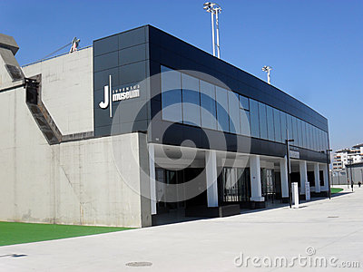 Juventus Stadium Editorial Stock Photo