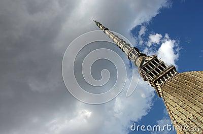 Turin landmark - La Mole
