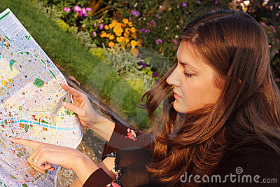 Turista en París