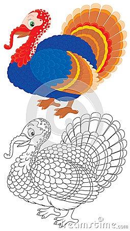 Free Turkey Royalty Free Stock Image - 27252536