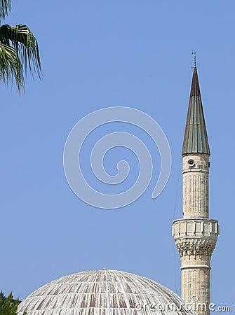 Free Turkey, Alanya - Prayer Tower Stock Photos - 5648513