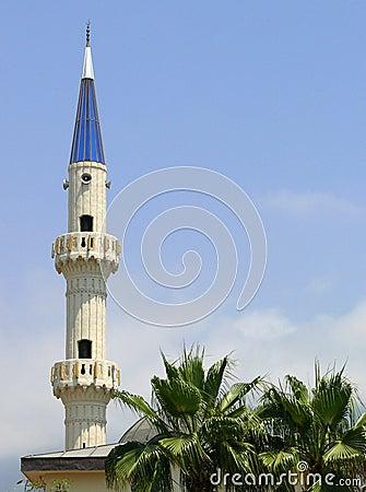 Free Turkey, Alanya - Prayer Tower Royalty Free Stock Photos - 5648938