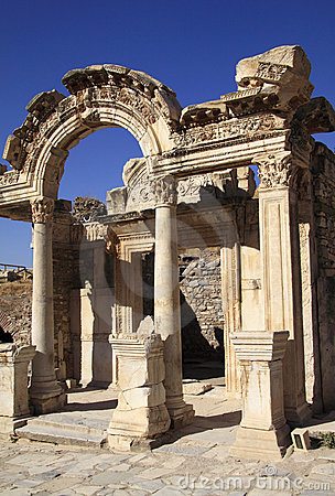 Turkey Ephesus Hadrian s temple