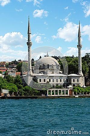 Turkey, Istanbul, Beylerbeyi Mosque