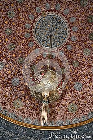 Free Turkey, Istanbul, Topkapi Palace Royalty Free Stock Images - 14096889