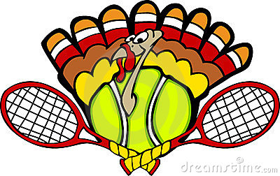 Turkey Tennis Ball