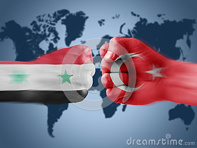 Turkey x Syria
