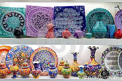 Turkish керамики