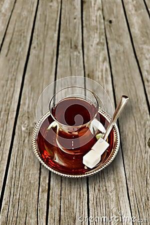 Turkish чая