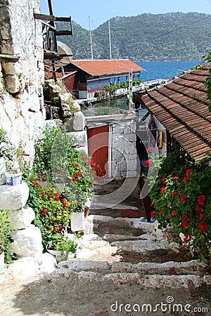 Turkish Alley