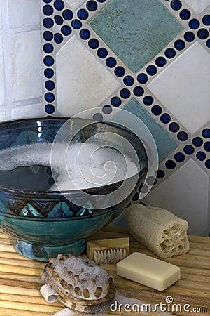 Free Turkish Bath, Hamam Royalty Free Stock Image - 9599656
