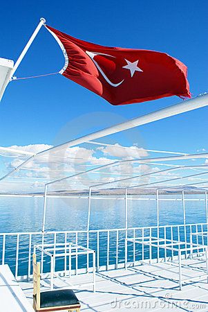 On the turkish boat