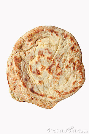 Turkish bread bazlama