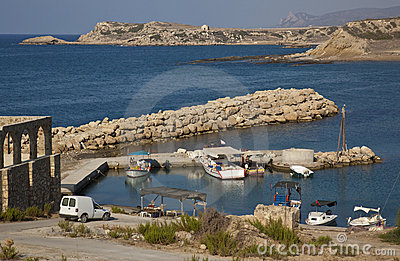 Turkish Cyprus - Kaplica Harbor
