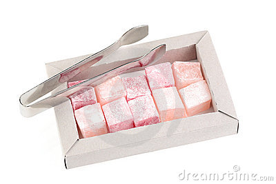 Turkish Delight in a Box