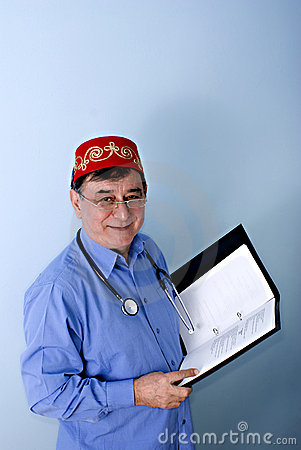 Turkish doctor