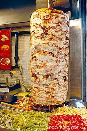Free Turkish Doner Kebab Stock Photos - 23347373