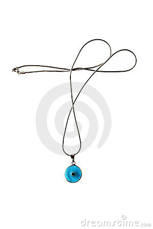 Turkish Evil Eye Bead Necklace