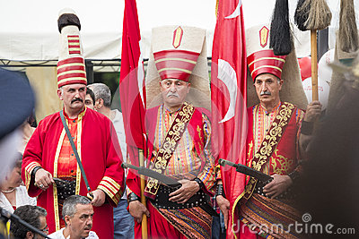 Turkish Festival Editorial Photo