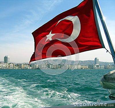 Free Turkish Flag Stock Photos - 243173